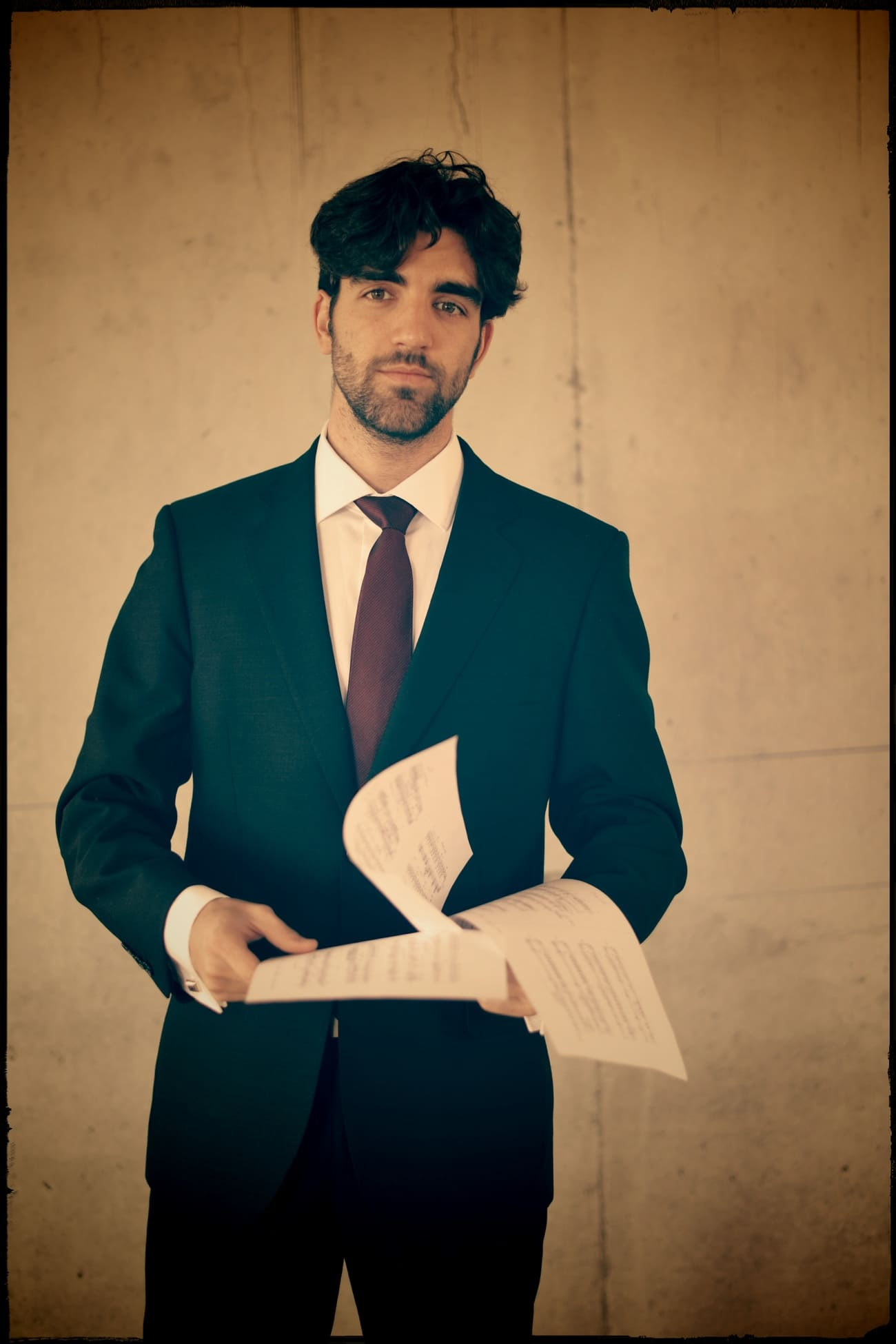 Alberto Palacios Guardia. Ganador COVID-MAG Categoría B