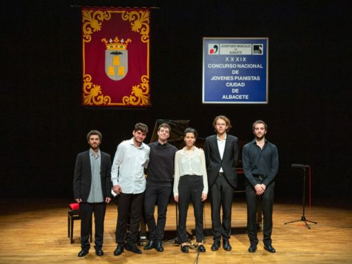 Concurso Nacional de Jóvenes Pianistas 'Ciudad de Albacete'