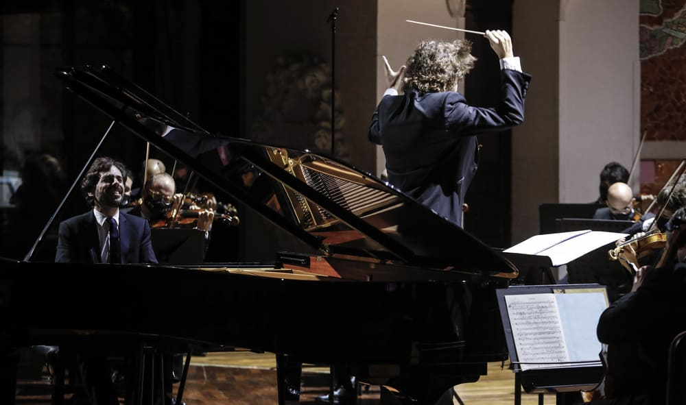 Orquestra Simfònica Camera Musicae con Tomàs Grau | © Martí E. Berenguer