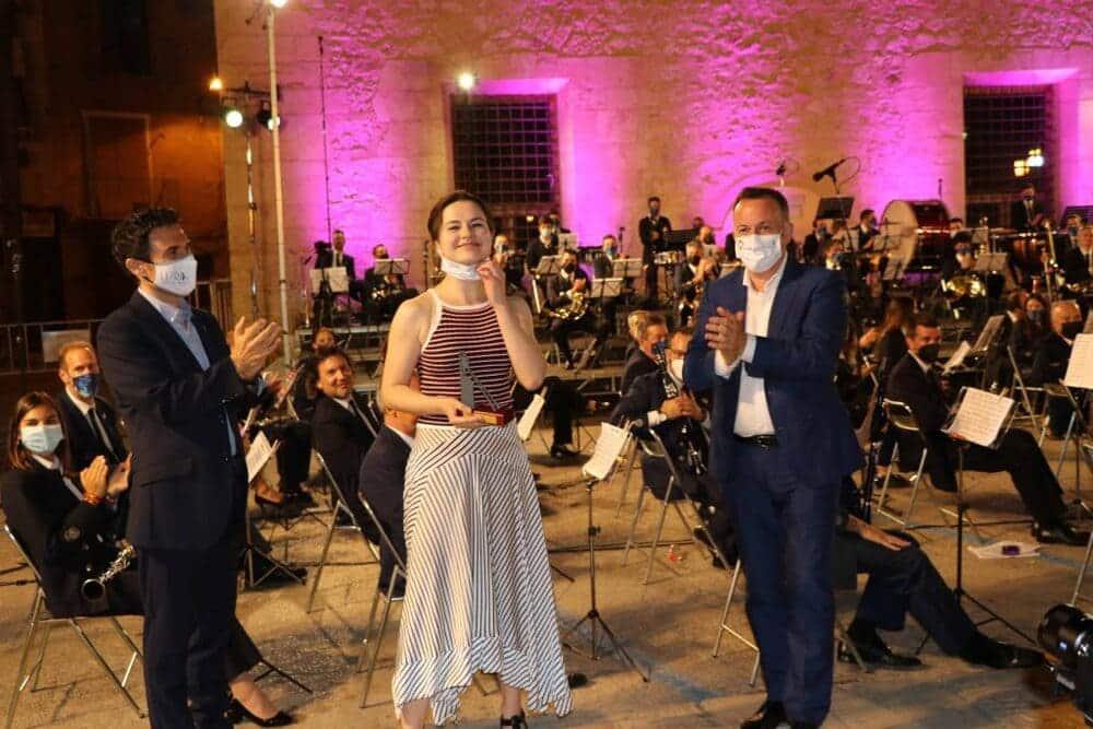 Liubov Nosova, Segundo Premio 2021 Concurso Internacional de Dirección de Orquesta 'Llíria, City of Music'
