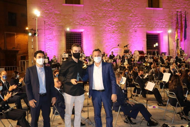 Edmon Levon, Tercer Premio 2021 Concurso Internacional de Dirección de Orquesta 'Llíria, City of Music'